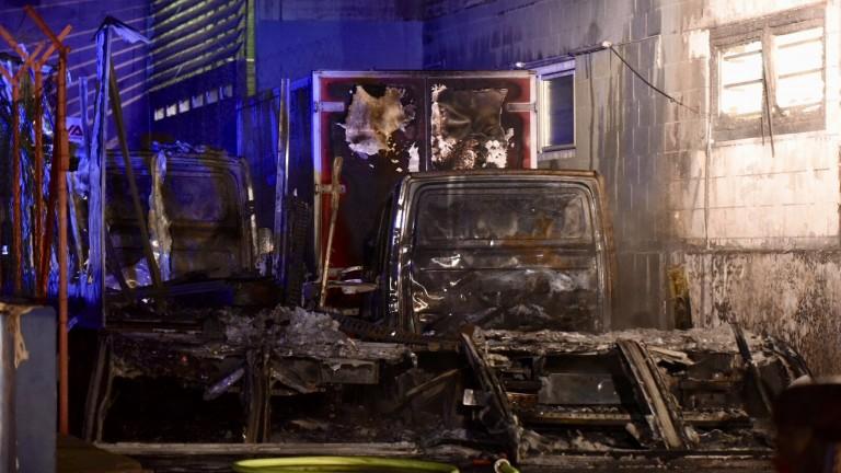 Fight4afrin Feuer Gegen Istikbal In Berlin Deindymediaorg
