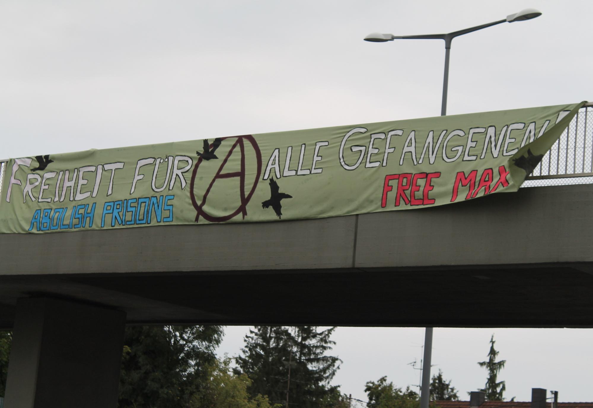 MUC] Freiheit für alle Gefangenen! Freiheit für Max! | de.indymedia.org