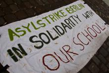Solidarity with the school