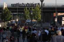 freedom not frontex, kiel