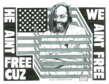 He Ain't Free Cuz We Aint Free