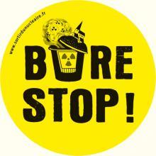Atomklo Bure stopp!