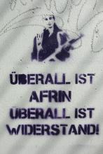 Überall ist Afrin - Überall ist Widerstand