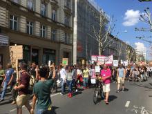Bamberg - gemeinsamer solidarischer Widerstand