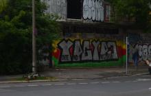 Defend Rojava Graffiti in Berlin