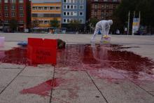 Aktion Marienplatz