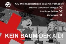 KeinRaum - Kein Baum der AfD 2018