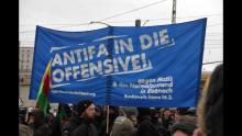 Demo in Eisenach