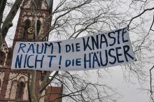 Transparent im Stühlinger Kirchpark