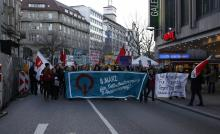 internationaler Frauentag Stuttgart