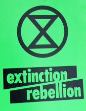 extinction rebellion logo