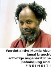 Mumia Abu-Jamal, SCI Mahanoy, Spring 2019