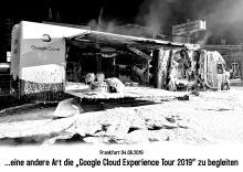 Google Cloud Tour