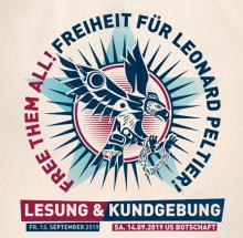 FREE THEM ALL! FREE LEONARD PELTIER!