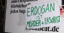 Erdogan ist Möder und Faschist