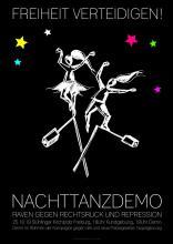 #NoPolGBW-Nachttanzdemo