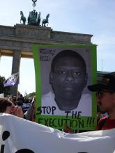 Freiheit für Rodney Reed! Abschaffung der Todesstrafe - überall! Free Them ALL!