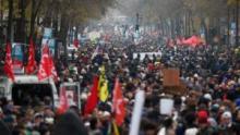 Generalstreik Paris