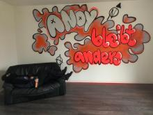 """Wohnzimmer der """"Villa Andy Anders"""""""