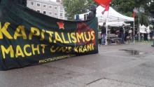 Kapitalismus macht uns krank!