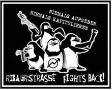 Rigaerstrasse Fights Back!