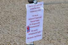"""Die sogenannten """"Hygienedemos"""" und ihre Aktuere in Berlin"""
