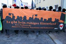Antifa-Demo 2009 in Wurzen