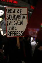 Unsere Solidarität gegen ihre Repression