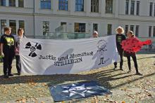 Soli vorm Amtsgericht Potsdam am 16.10.17