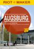 Cover des Reiseführers Augsburg für Krawalltouristen