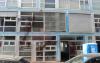 Farbaktion gegen das Haus vom Architekten Sven Hidde