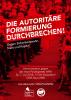Plakat: NIKA NRW Polizeigesetz