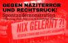 Gegen Naziterror und Rechtsruck