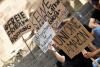 Protest gegen Amazon und Cyber Valley in Tübingen