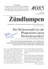 """Zündlumpen #085 – Anarchistische """"Ressourcenverschwendung und Umweltbelastung"""""""